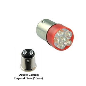 Bayonet Based LED Lamp, T5 1/2, Dual-Contact