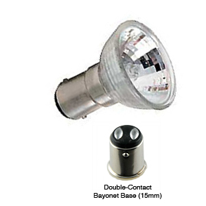 GBF 6435 Halogen Shatter Proof Elevator Light Bulb
