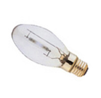 HPS Safety Coated, Shatter Resistant, High Pressure Sodium Lamp, Medium Base