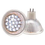MR16  LED Energy Saving Replacement Lamp, 1 Watt