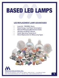 LED Energy Saving Product Catalog