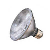 PAR30 Shatter Resistant, Safety Coated, Halogen Indoor Reflector Lamp