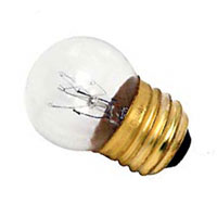 S11 Safety Coated Bulb, 130V, 7.5 W