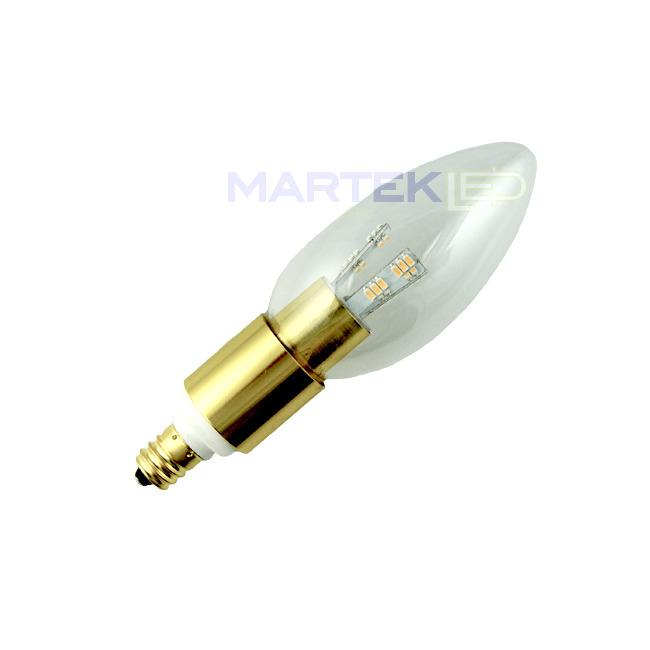 torpedo shape led