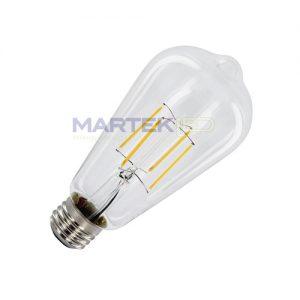 edison style LED 4W